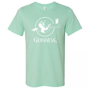Guinness Mintunvihreä Toucan T-paita