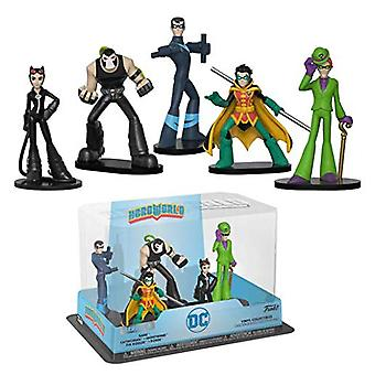 DC Comics Hero World #2 US Exclusive 5 Pk