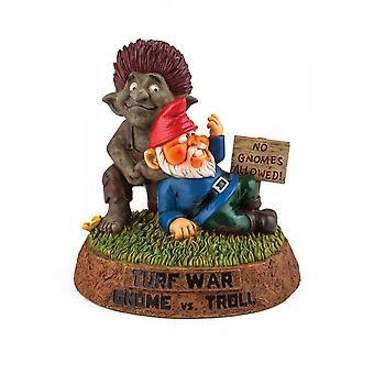 BigMouth Inc. Turf War - Gnome Vs Troll!
