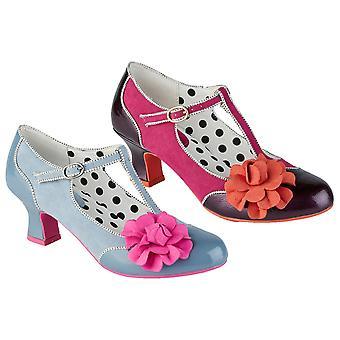 روبي شو المرأة & s مارسي منتصف كعب تي بار الأحذية