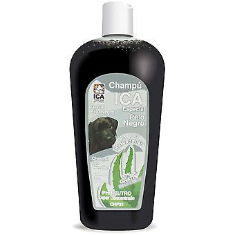 Ica Black Hair Shampoo 400 Aloe Vera (Dogs , Grooming & Wellbeing , Shampoos)