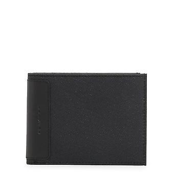 Piquadro Original Men All Year Wallet - Black Color 55612