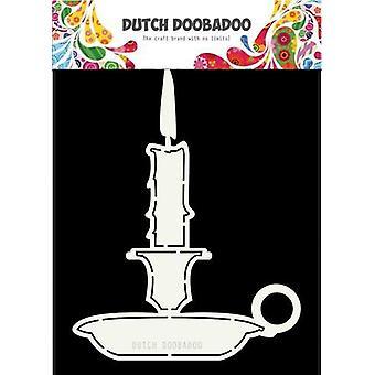 الهولندية Doobadoo الهولندية بطاقة الفن الشمعدان A5 470.713.682