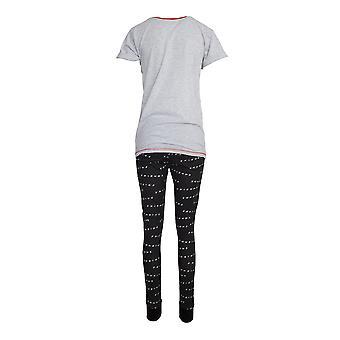 Friends Womens/Ladies Id Rather Be Watching Friends Cotton Pyjama Set