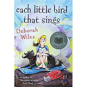 Cada passarinho que canta