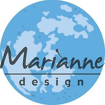 Marianne Design Creatables leikkaus kuolee - Moon LR0500
