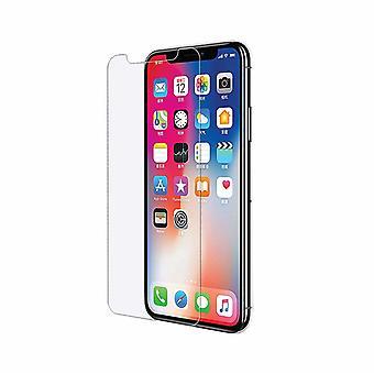 Protection contre l'écran iPhone X/XS verre durci 2.5D - transparent