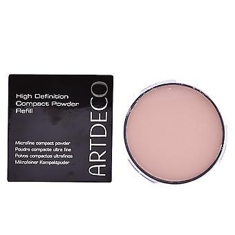 Artdeco High Definition Compact Powder Refill #2-light Ivory 10 Gr For Women