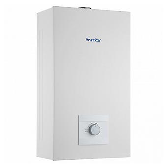 Gas heater Neckar W8AME 4894 8 L A Blanco (Natural gas)