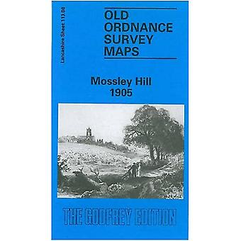 Mossley Hill 1905: Lancashire Sheet 113.08 (Old O.S. Maps of Lancashire)