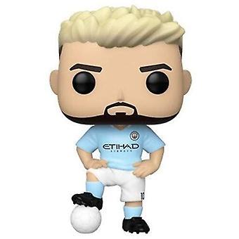 Funko 42789 Football: Sergio Aguero Collectible Figure