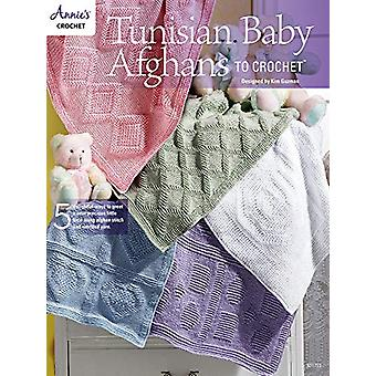 Tunisian Baby Afghans to Crochet - 5 Delightful Ways to Greet a New Pr