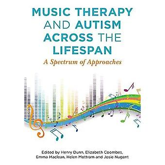 Music Therapy and Autism Across the Lifespan - A Spectrum of Approache