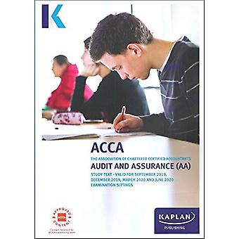 Audit and Assurance - STUDY TEXT by KAPLAN PUBLISHING - 9781787403963