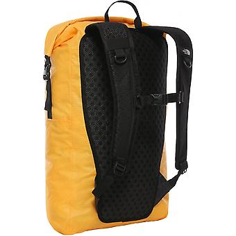 North Face Waterproof Rolltop - Yellow