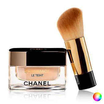 Fluid Foundation Make-up Sublimage Le Teint Chanel/B40 - Beige - 30 ml