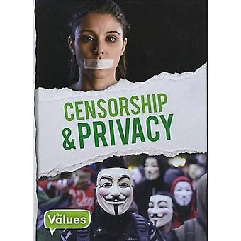 Our Values Censorship and Privacy by Charlie Ogden