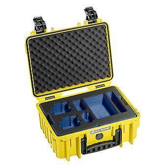B & W GoPro tok típusa 3000, sárga hab betét GoPro HERO4