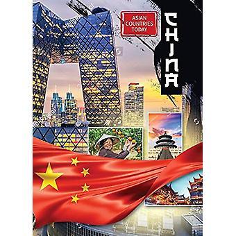 China by Jennifer Brown - 9781422242643 Book