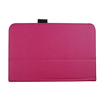 "Pu Magnetic Leather Case Cover Stand para Toshiba Encore WT8 8""[Hot Pink]"