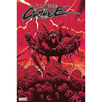 Absolute Carnage by Donny Cates - 9781846533907 Book