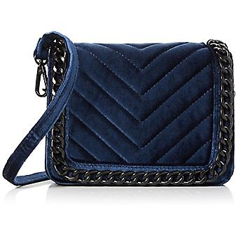 Aldo Calubura - Donna Blue shoulder bags (Navy Miscellaneous) 8x15x20 cm (W x H L)