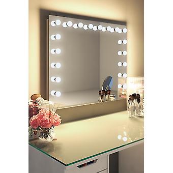 RGB Gabriela Audio Hollywood Specchio Luce diurna