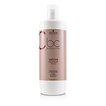 Bc bonacure peptide repair rescue conditioner (for damaged hair) 232337 1000ml/33.8oz
