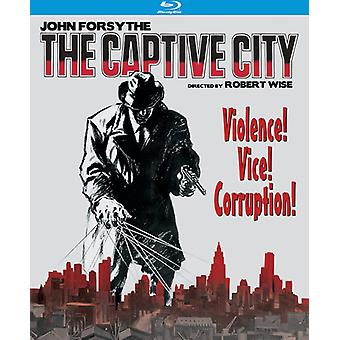 Captive City [Blu-ray] USA import