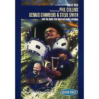Salute to Buddy Rich [DVD] USA import