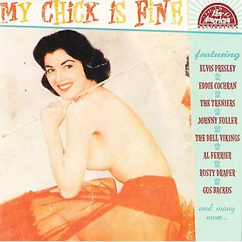My Chick Is Fine [CD] USA import