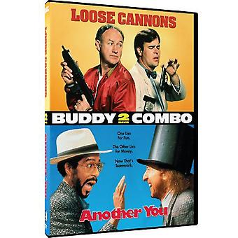 Loose Cannons/Another You: Buddy Combo [DVD] USA import