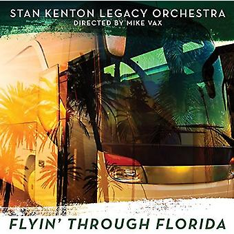 Stan Kenton - Flyin' Through Florida [CD] USA import