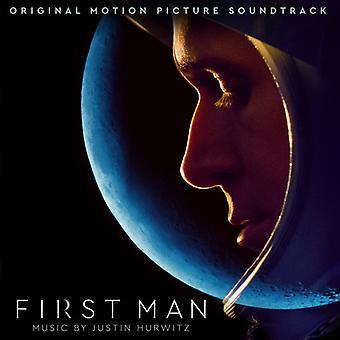 Justin Hurwitz - First Man (Original Soundtrack) [CD] USA import