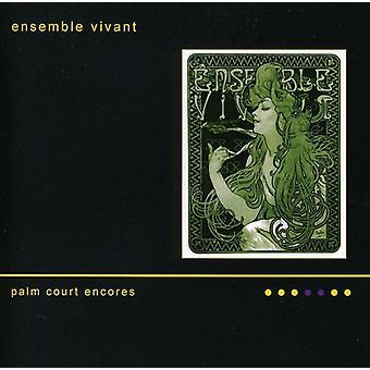 Ensemble Vivant - Palm Court Encores [CD] USA import