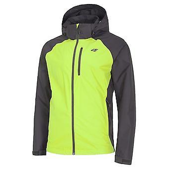 4F H4L20 KUM002 Soczysta Zieleń H4L20KUM002SOCZYSTAZIELE universal winter men jackets