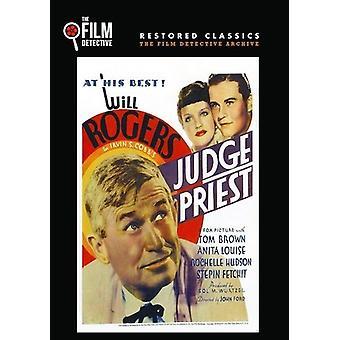 Judge Priest [DVD] USA import