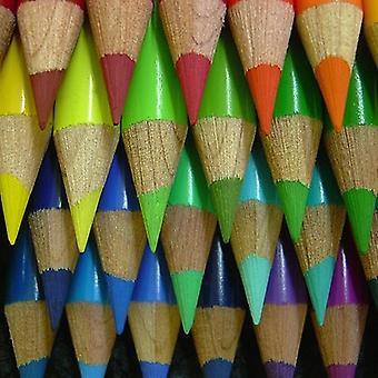Faber Castell Colour Pencils Polychromos 151 Helioblue-Reddish