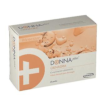Donnaplus Olinagra Pearls 60 softgels