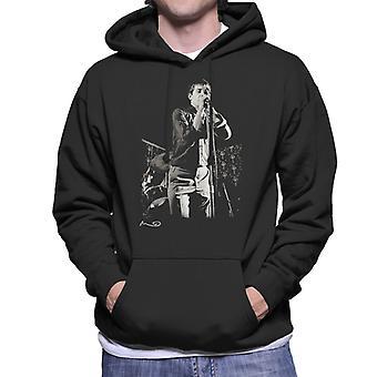 Chant de Ian Curtis à Vale de Bowdon jeunesse Club Sweat-shirt à capuche Joy Division masculine