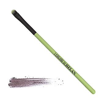 Jag colori Ögonskugga borste 1 enhet (Grön)