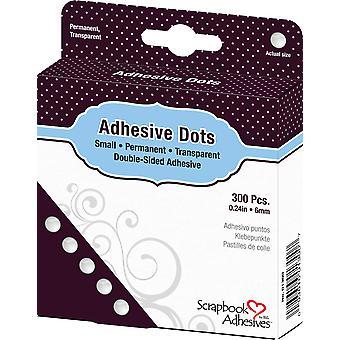 Scrapbook Adhesives Adhesive Dots Small (300pcs) (01300)