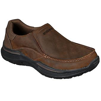 Skechers Expended Helano Mens Slip On Shoes