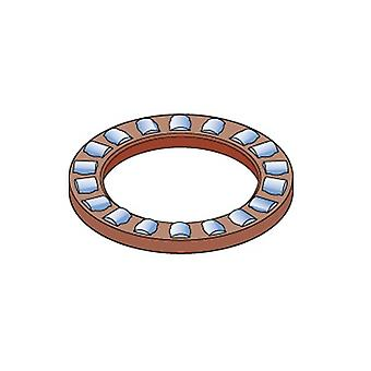 SKF NCF 3014 CV/C3W64 Cylindrical Roller Bearing Single Row 70x110x30mm