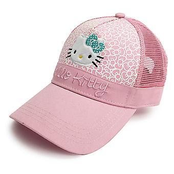 Baseball Cap - Hello Kitty - Light Pink Sunny Sports Hat New 014755