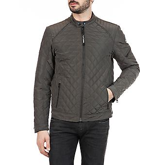 Replay Men's Pet Recycled Quilted Jacket