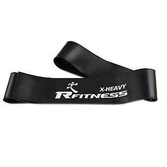 Furinno RFitness RF1504-BK Professional 84-Inch Muscle Compression FLOSS Band, HEAVY (Black)