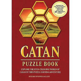 Catan Puzzle Book by Galland & Richard Wolfrik