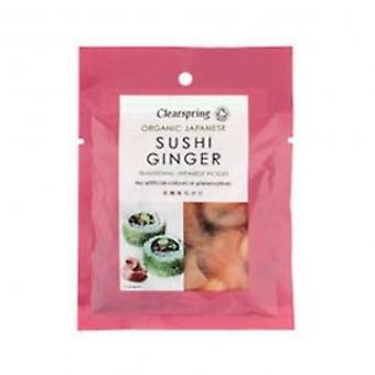 Clearspring - Organic Sushi Ginger Pickle 50g