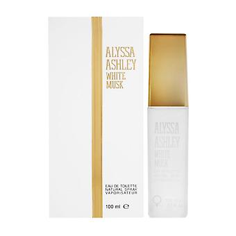 Alyssa Ashley White Musk Eau de Toilette Spray 100ml